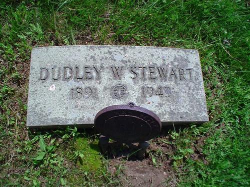 Dudley W. STEWART by midgefrazel