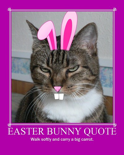 Easter Bunny Quote 2