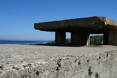 WWII bunker at Point Lonsdale