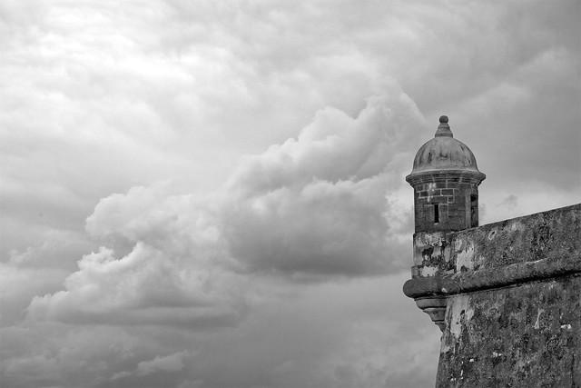El Morro Lookout