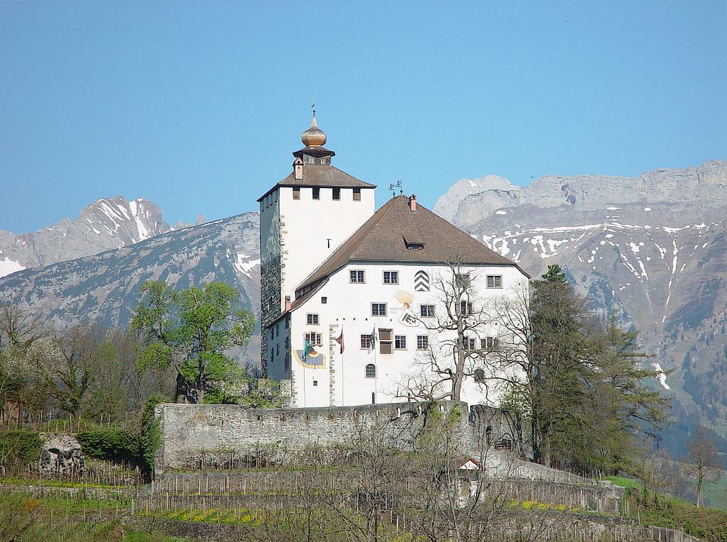 Schloss Werdenberg, Schweiz / Switzerland