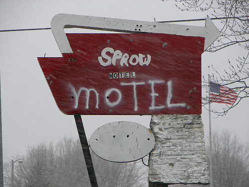 Sprow Motel