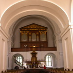 Interior of the Great Church, Debrecen