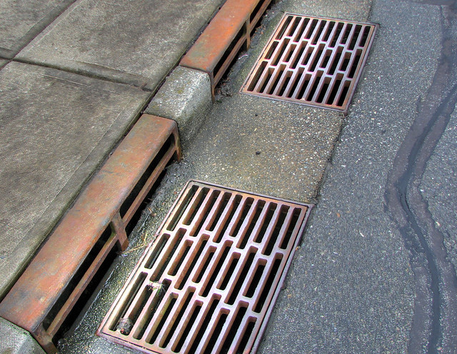 Drainage Collection Boxes : Double drainage flickr photo sharing