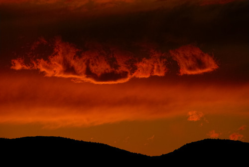 sunset red newmexico outstandingshots