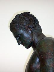 art(0.0), ancient history(0.0), bust(0.0), monument(0.0), carving(1.0), temple(1.0), sculpture(1.0), metal(1.0), head(1.0), bronze sculpture(1.0), bronze(1.0), statue(1.0),