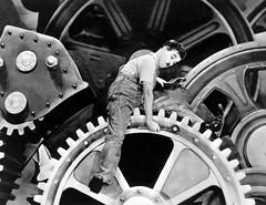 o filme charlie chaplin tempos modernos