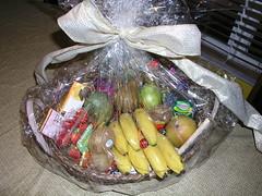 CommerceBank Fruit Basket