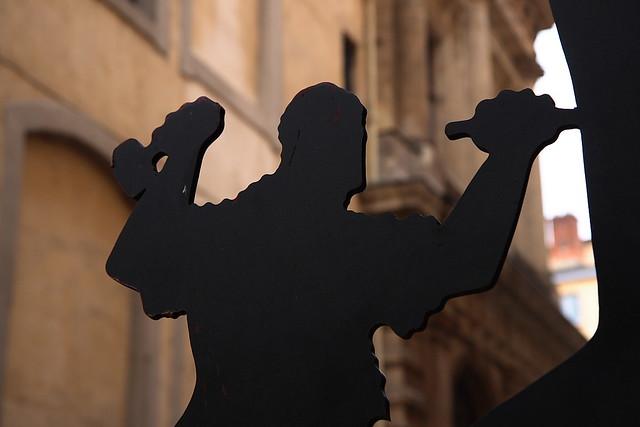 le sculpteur d 39 ardoise les ardoises de lyon by guillaume lavaure flickr photo sharing. Black Bedroom Furniture Sets. Home Design Ideas