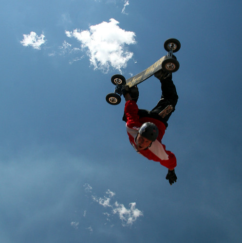 MountainBoard Big Air Competition 13
