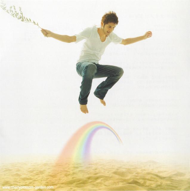 虹を飛ぶ平井堅