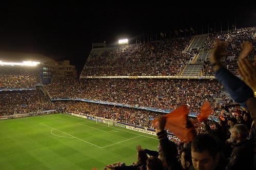 Super Stadion, das Mestalla
