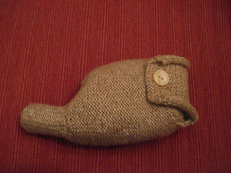 knitted pancreas