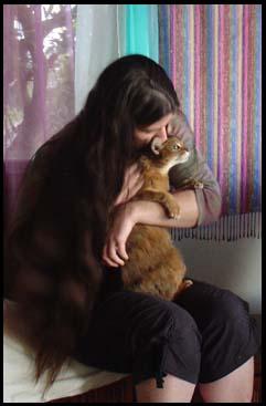 Portrait with Tashi