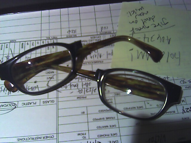 Glasses Global Change Institute