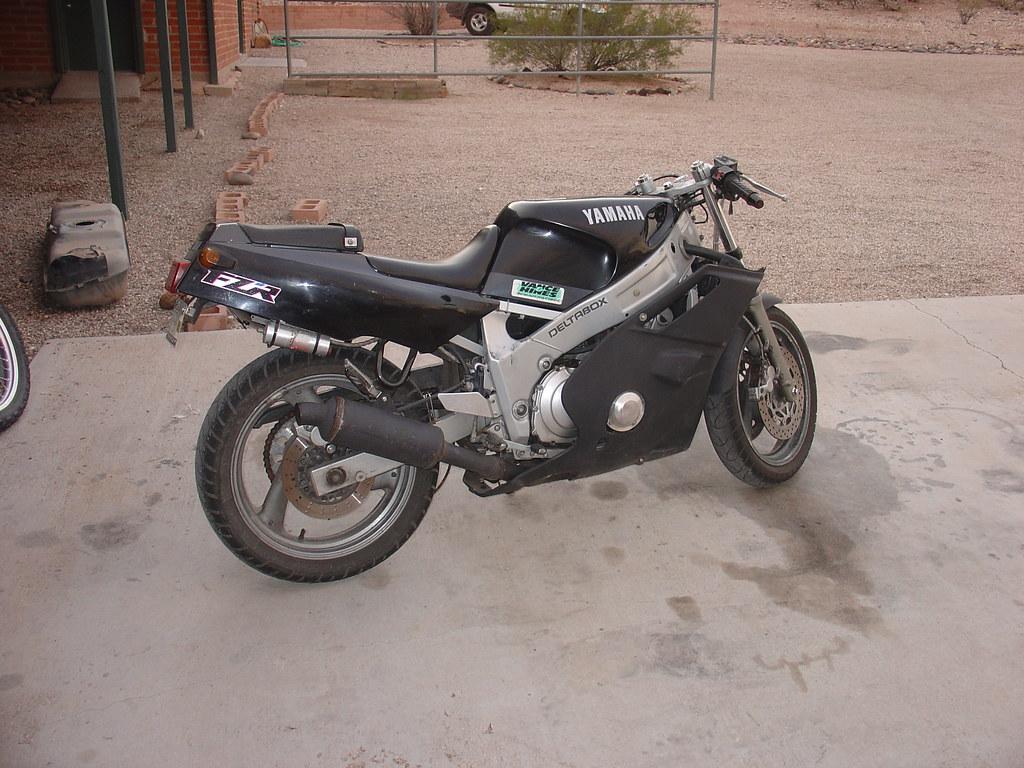 Yamaha Fzr Exhaust