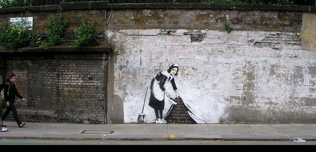 MAID IN LONDON