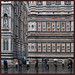 Rita Crane Photography: Italy / Florence / Duomo / umbrellas / rain / reflection / people / cathedral / Santa Maria dei Fiori / architecture / Campanile di Giotto / rain / tourists / Firenze