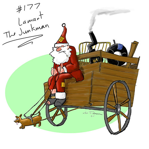 177. Lamant the Junkman