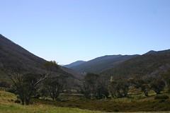 Thredbo Valley from Dead Horse Gap