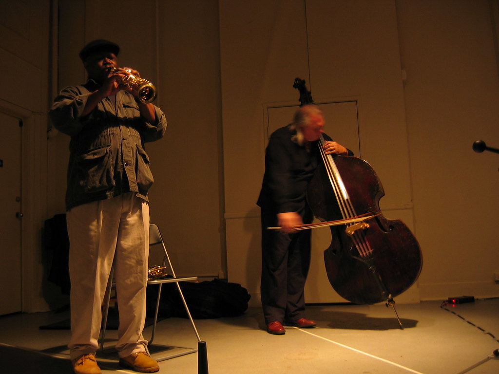 Joe McPhee and Dominic Duval