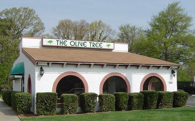 The olive tree flickr photo sharing for Olive garden winston salem nc