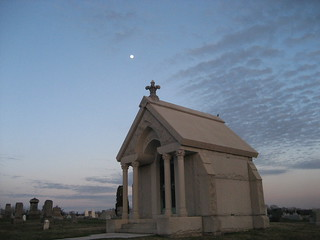 Mausoleum Sunset II