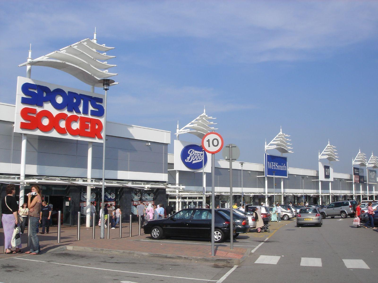 Birstall Retail Park Restaurants