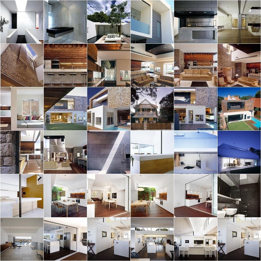 Gaile guevara modern homes austrailia for Design homes in eldridge iowa