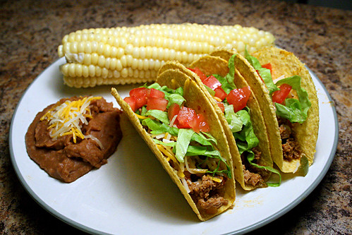 hard taco shell