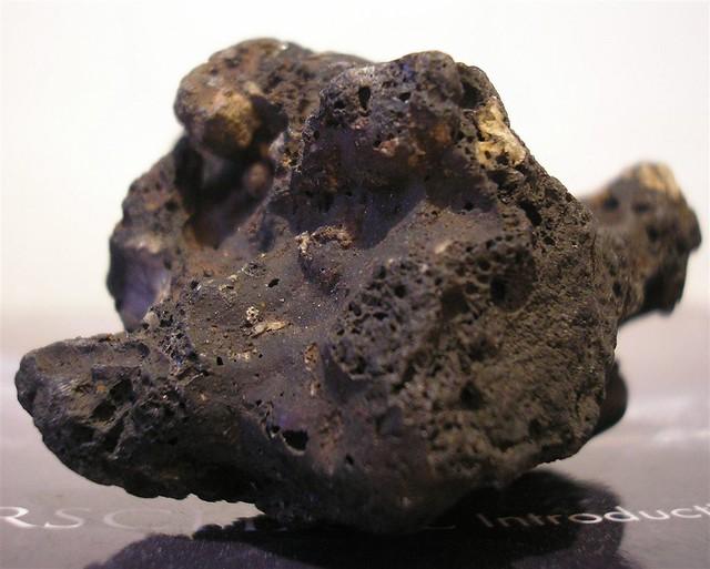 Coal Slag Rock : The dungeness meteorite flickr photo sharing