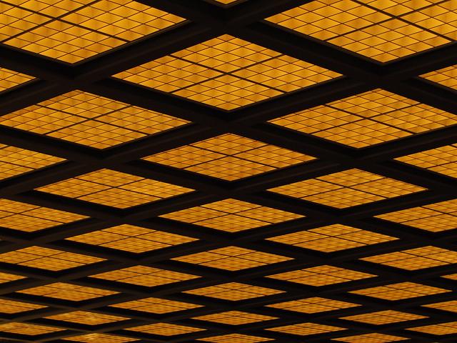 Orange grids