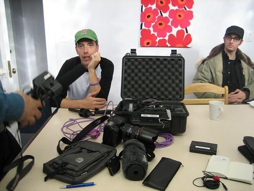 Boston Media Makers January Meetup