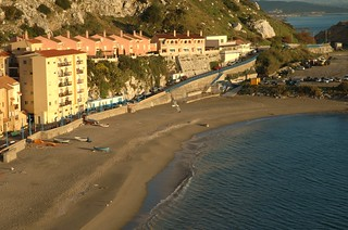 Catalan Bay Beach