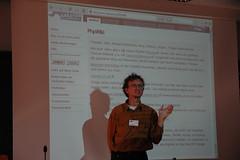 lecture, presentation,