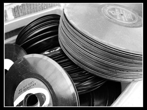 Vinyl Stack webbed