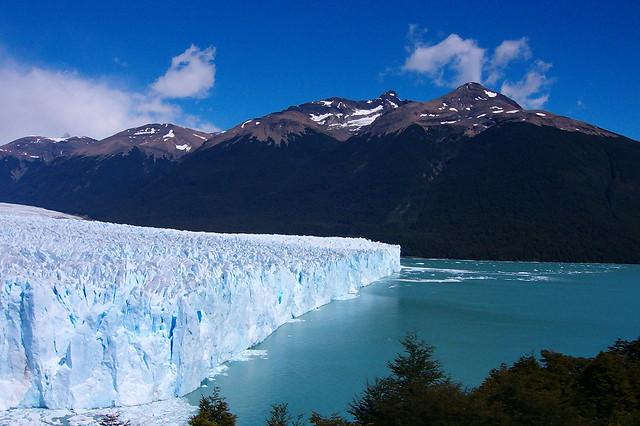 Perito Moreno and Lago Argentino