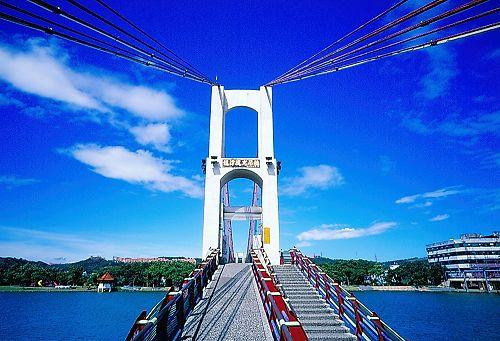 K389龍潭觀光吊橋