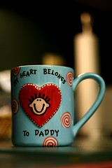 Coffee and Daddy