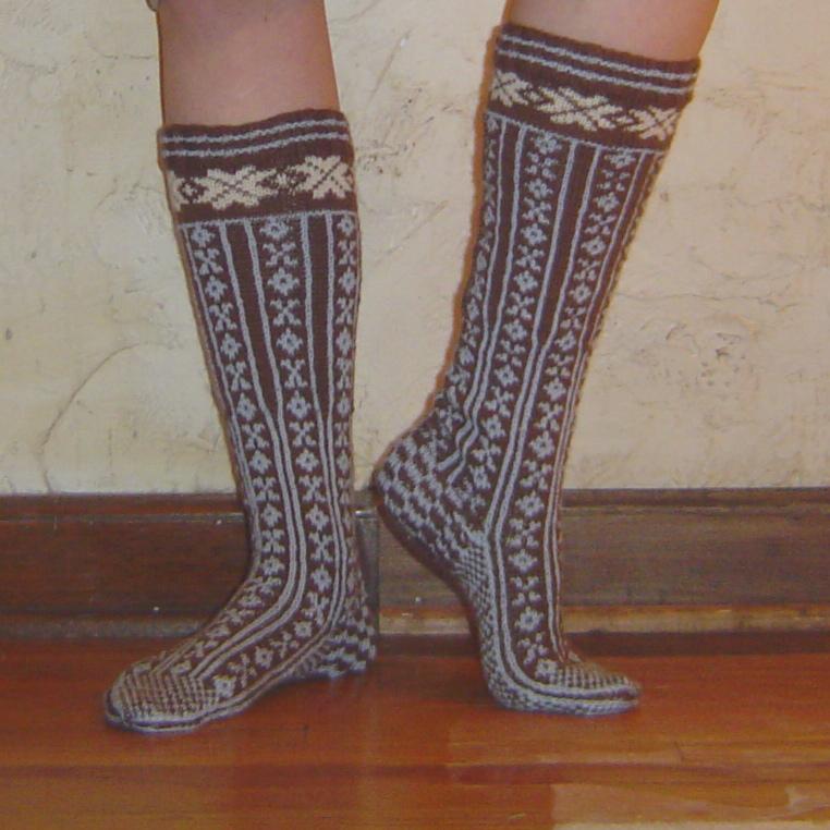Norwegian Stockings