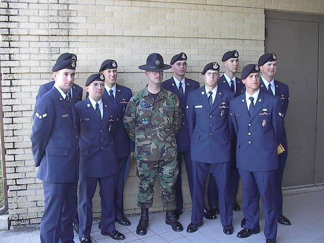 air force security forces tech school