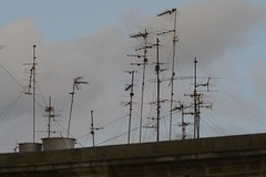 electrical supply, line, wind, electricity, antenna,