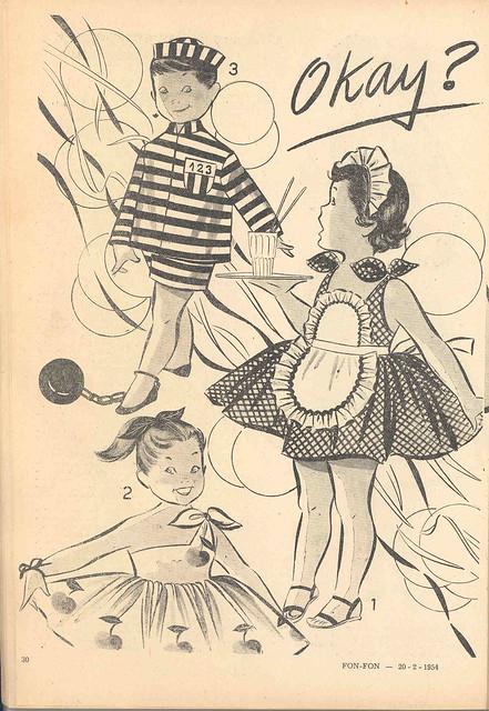 Fon Fon, No. 2446, 20 February 1954 - 9