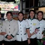 Smile Cafe's Staff - Hanoi, Vietnam