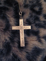 symbol, cross, pendant,