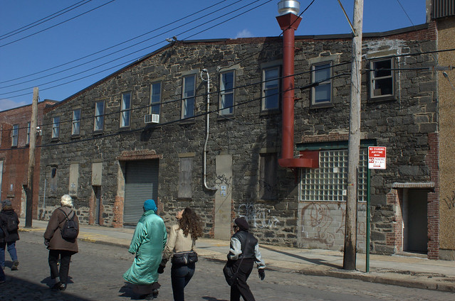 Red Hook Walking Tour