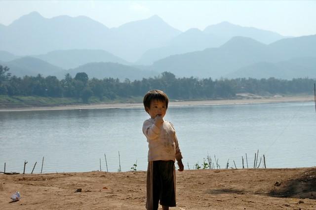 Lao Boy - Luang Prabang, Laos
