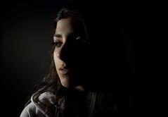 model, portrait photography, backlighting, light, photo shoot, darkness, beauty, portrait, black,