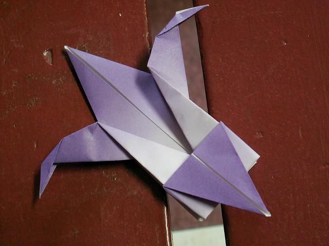 Origami pattern fleur de lys 46 origami fleur de lys pat flickr photo sharing - Origami fleur de lys ...