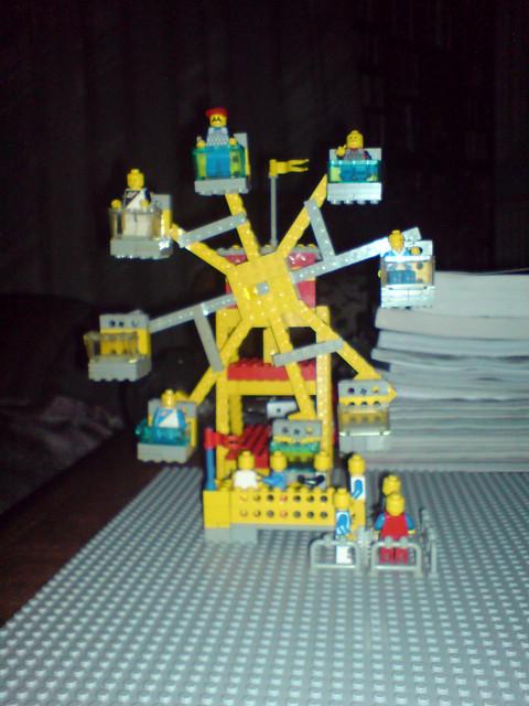 Image Result For Lego Ferris Wheel